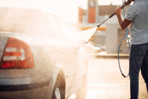 tips for washing your car in the summer