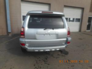 Auto body estimate sample image